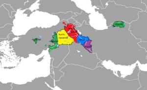 Devokên kurmancî û zaravayên kurdî